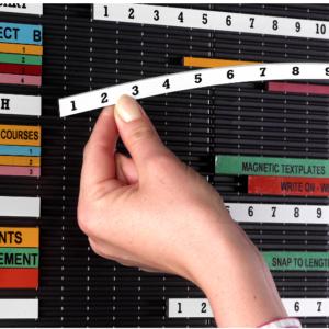 Omni-Spr: Magnetic Super Omniplanner Kit, magnetic date scale