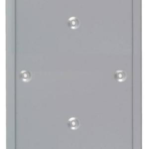 Metal Document Pocket, screw fix or magnetic
