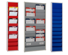 Document Clipboard Rack Index