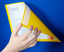 Hook and Loop Document Pockets Index