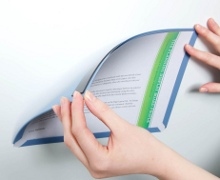 Magnetic Document Pockets Index