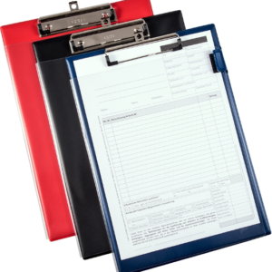 Multi-Purpose (Strong) Clipboards, colour range