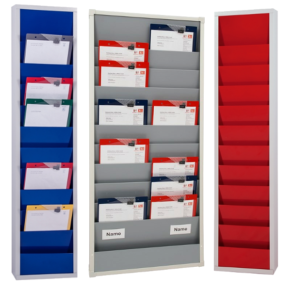 Document and Clipboard Racks, product range example