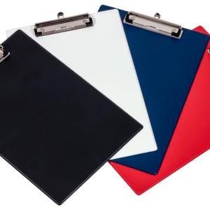 Flexi-Clipboards, colour range