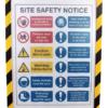 Hazard Printed Document Shields (A4)