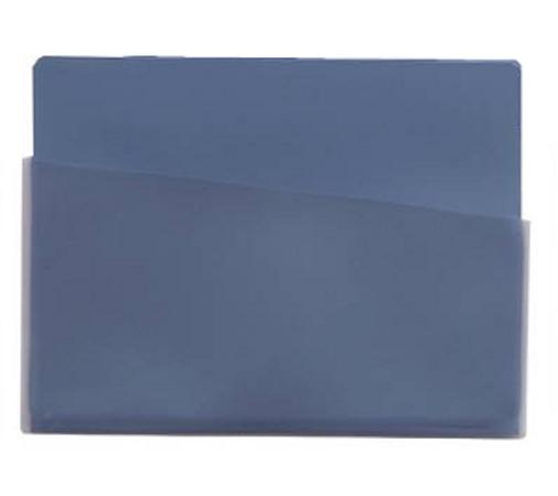 Large capacity (10mm) landscape document pocket, unloaded