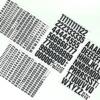 Magnetic Letter & Magnetic Number sheets