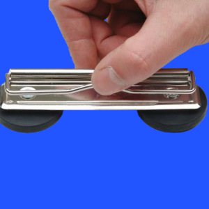 Magneti Paper Clip/Clamp, spring loaded