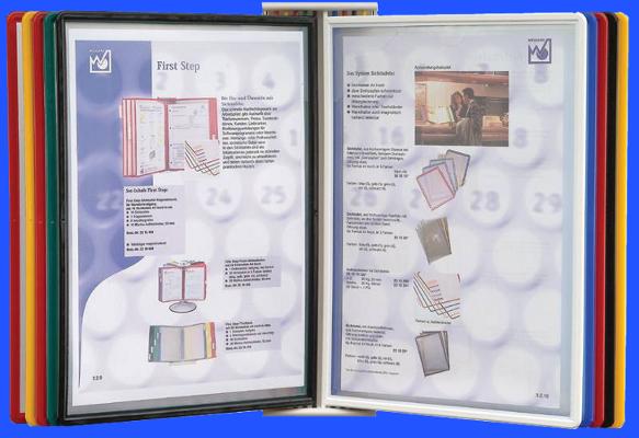Screw or Magnetic Fixed Swivel Frame (PF)