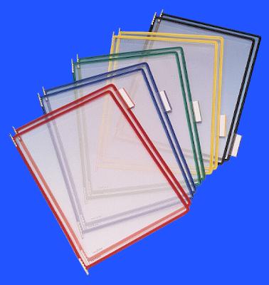 Swivel Frame Pockets (TA), colour range