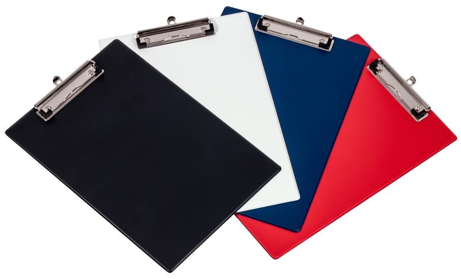Flexi-Clipboards, colour swatch