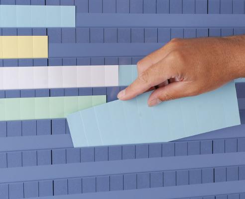 Channel Planner Board, job card loading