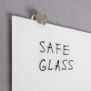 Side Fixed Glass Whiteboard wall mounting bracket