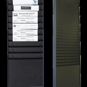 Document Storage Panel, A4 Single Colum