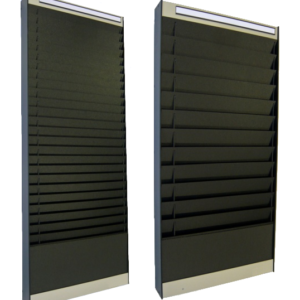 Document Storage Panels, A4 Landscape, Single Column