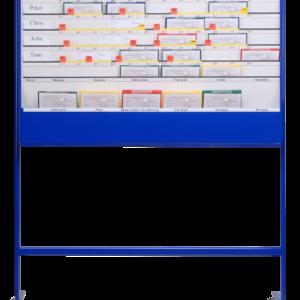 Mk1 Mk2 WOrkshop Scheduling Bord Stand
